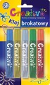 Klej brokatowy ASTRA Creativo 5 x 10,5 ml