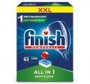 Tabletki do zmywarek Finish All in 1 - 63 sztuki