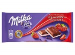 Czekolada Milka Strawberry Yoghurt 100g